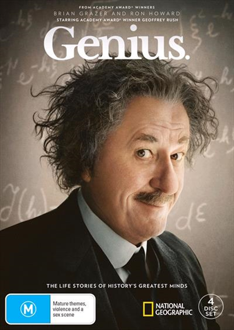 Genius - Season 1 | DVD