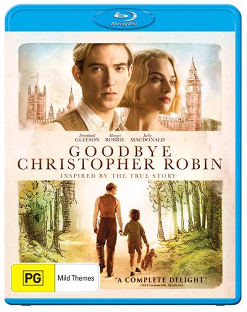 Goodbye Christopher Robin | Blu-ray