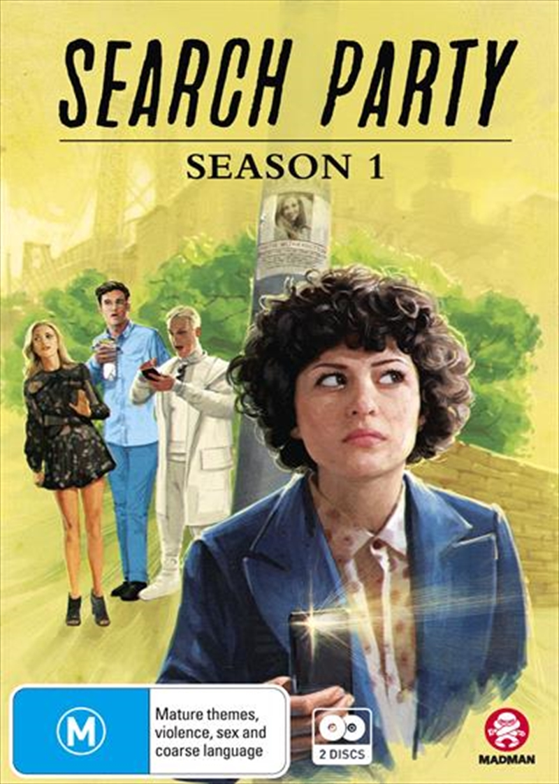 Search Party - Season 1 | DVD