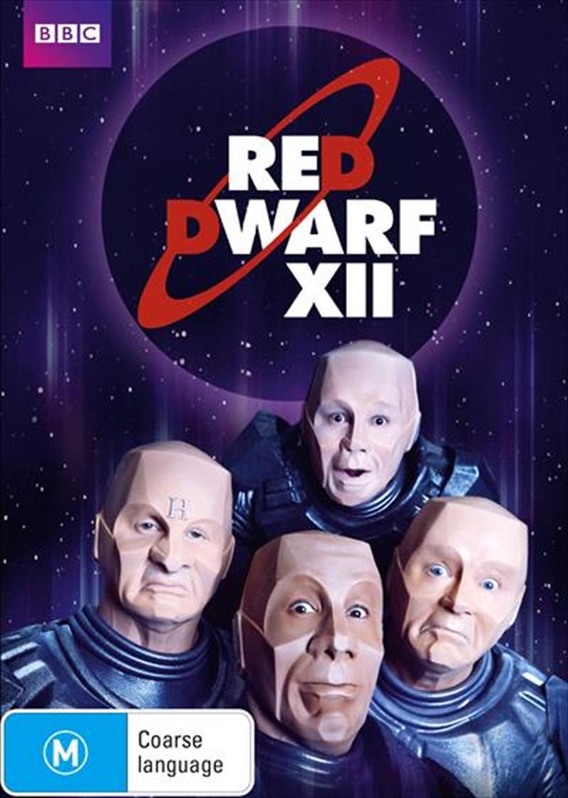 Red Dwarf - Series 12 | DVD