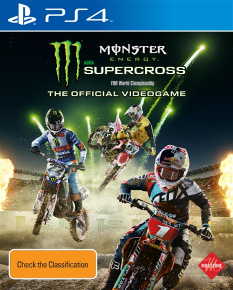 Monster Energy Supercross | PlayStation 4