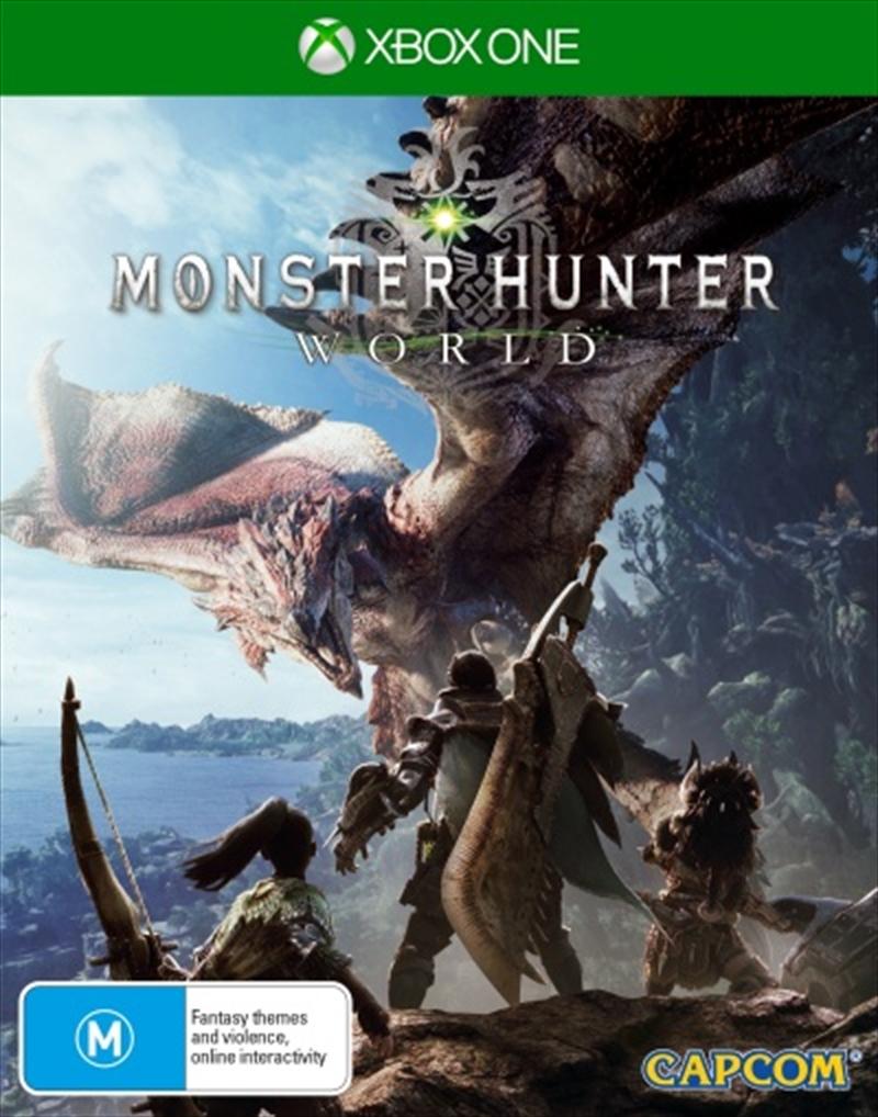 Monster Hunter World | XBox One