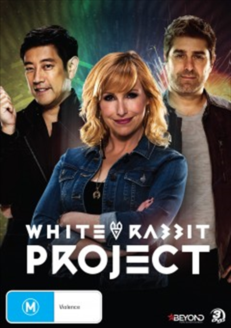 White Rabbit Project | DVD