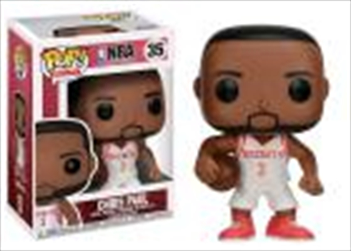 Chris Paul | Pop Vinyl