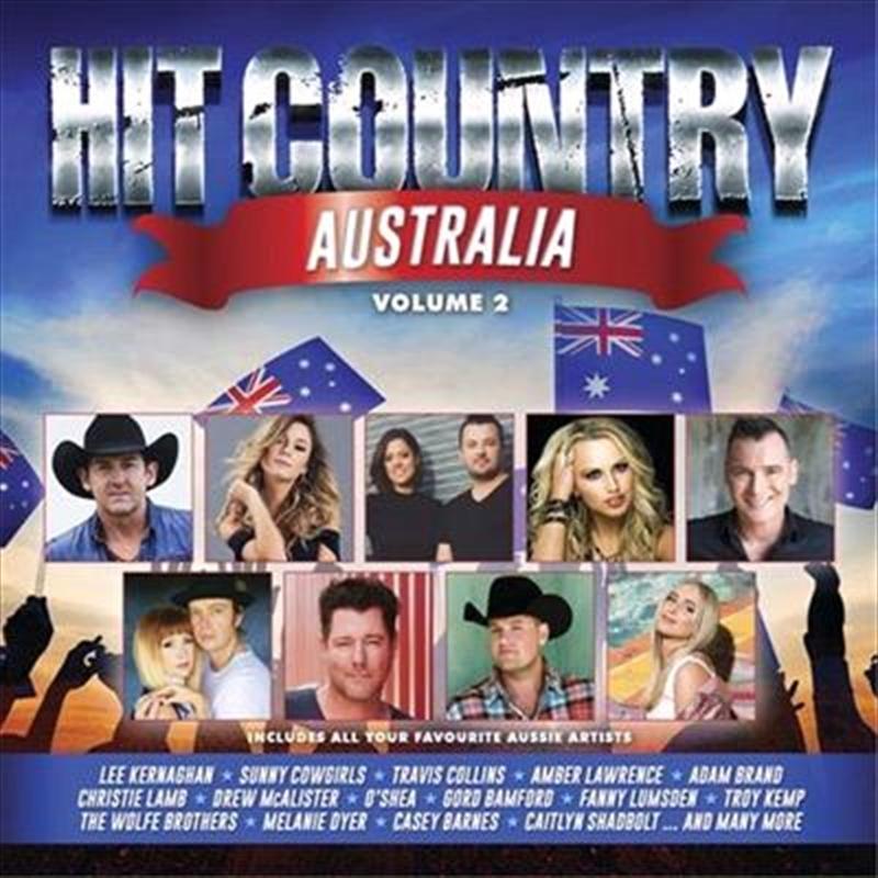Hit Country Australia - Volume 2 | CD