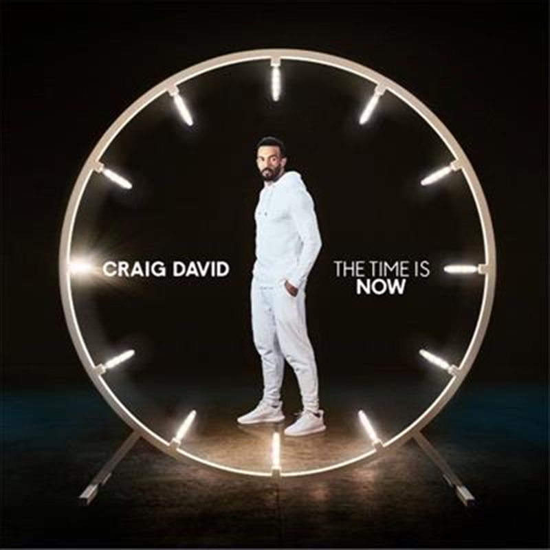 Time Is Now - Deluxe Edition | CD