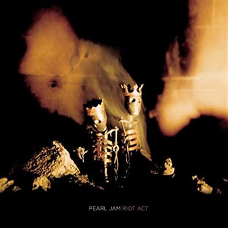 Riot Act   CD