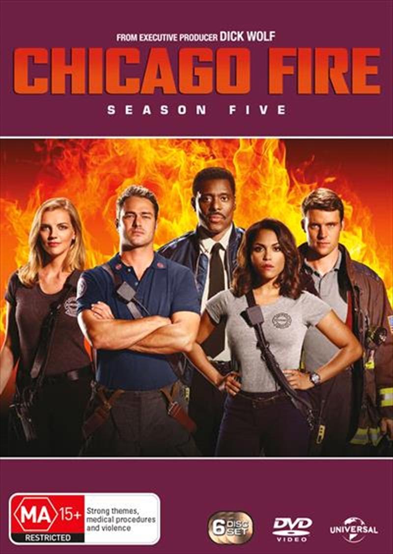 Chicago Fire - Season 5 | DVD
