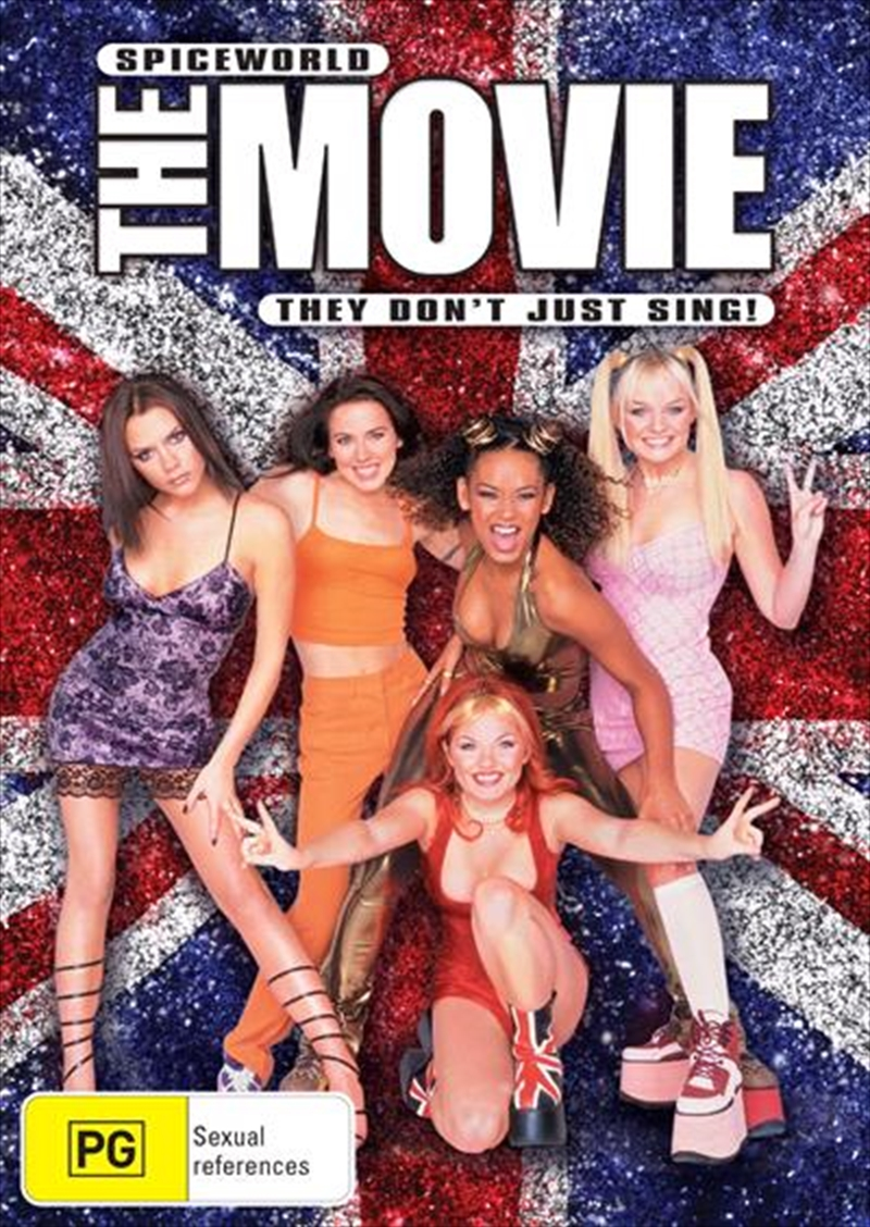 Spiceworld - The Movie - 20th Anniversary Edition | DVD