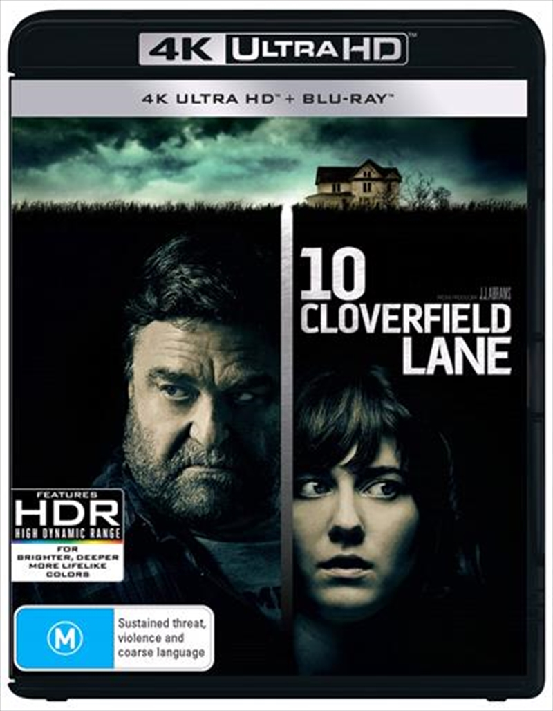 10 Cloverfield Lane | UHD
