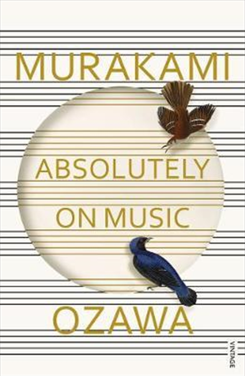 Absolutely on Music Conversations with Seiji Ozawa | Paperback Book