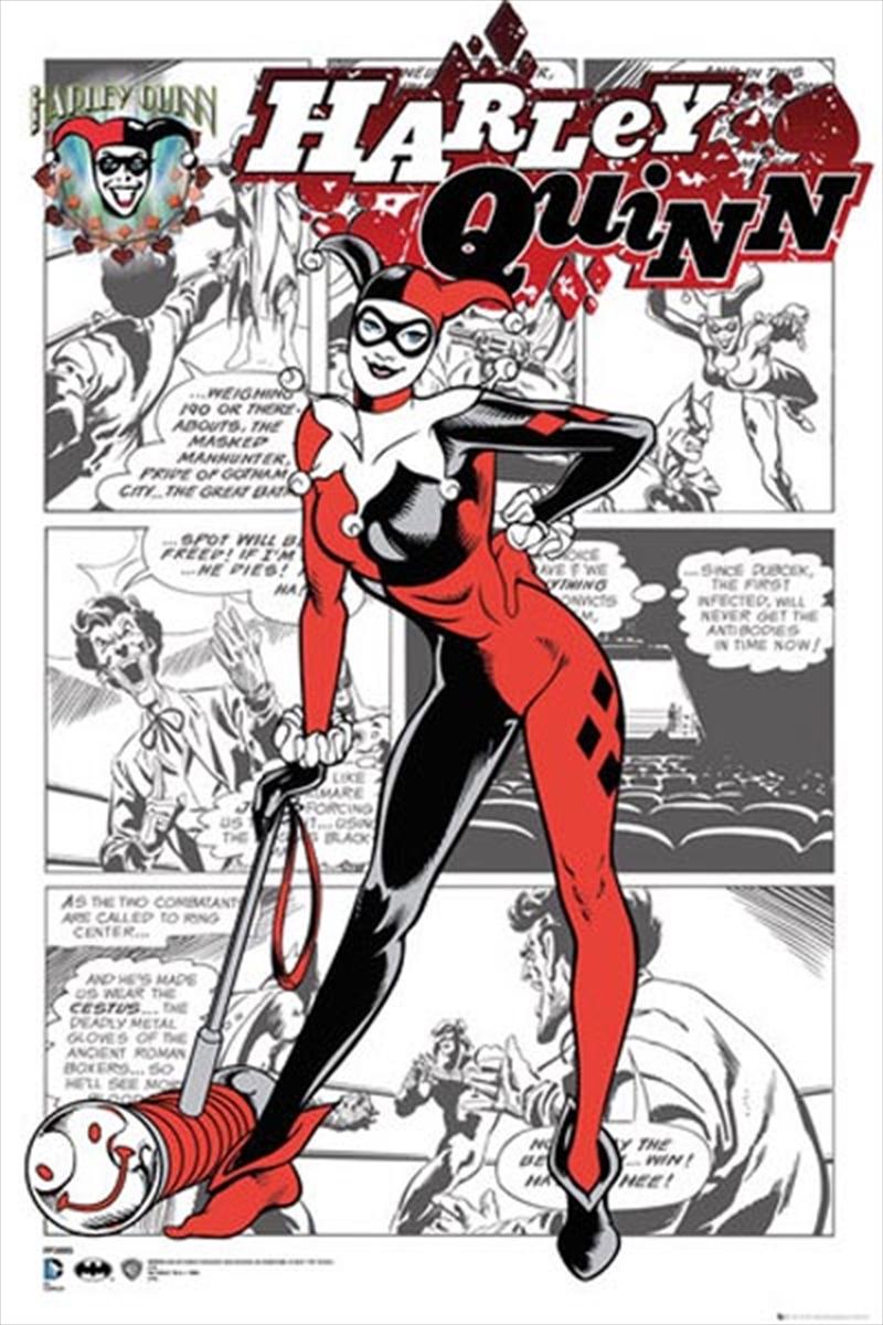 Harley Quinn | Merchandise