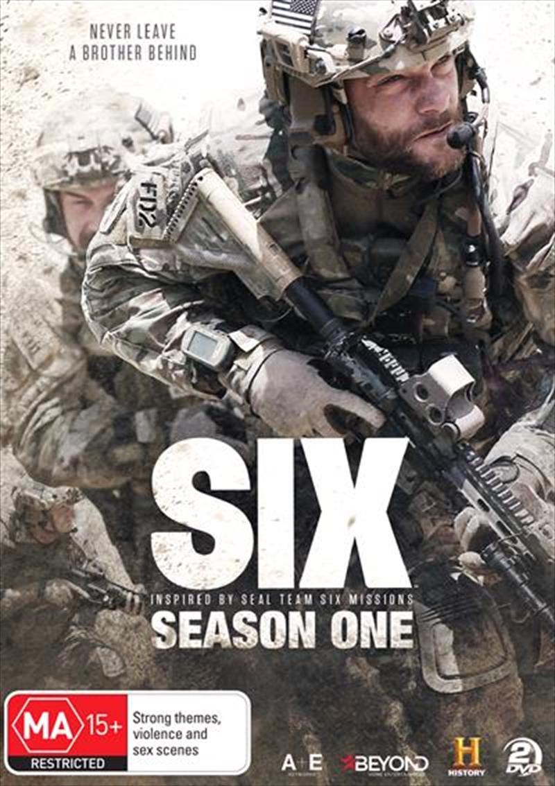 Six - Season 1 | DVD
