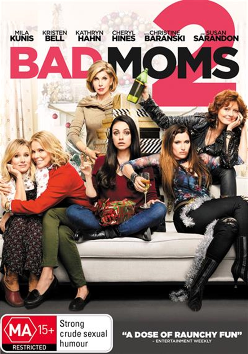 Bad Moms Christmas Dvd Release Date.Buy Bad Moms 2 A Bad Moms Christmas On Dvd Sanity