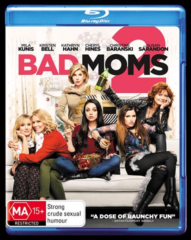 Bad Moms 2 - A Bad Moms Christmas | Blu-ray