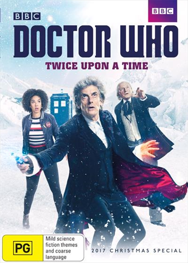 Doctor Who - Twice Upon A Time | DVD