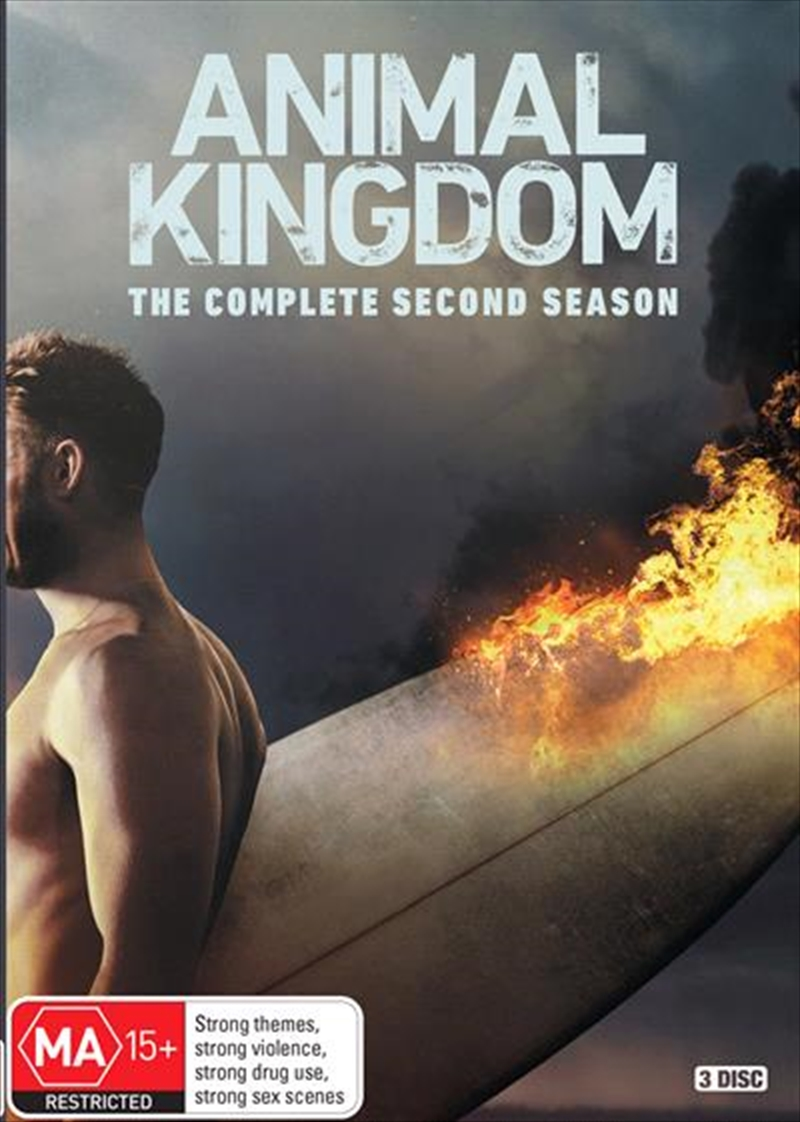Animal Kingdom - Season 2 | DVD