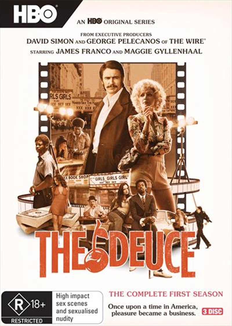 Deuce - Season 1, The | DVD