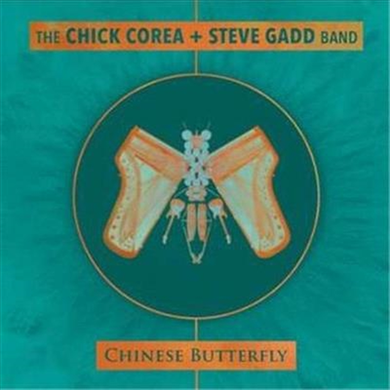 Chinese Butterfly | CD