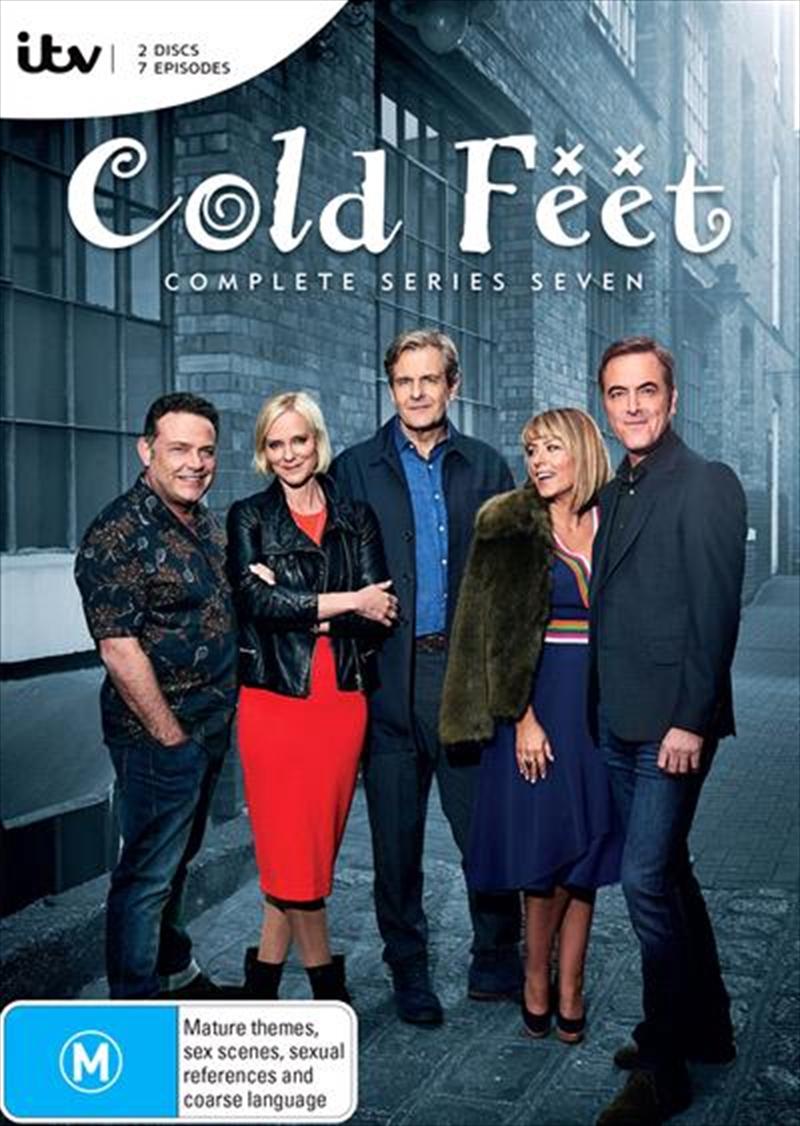 Cold Feet - Series 7   DVD
