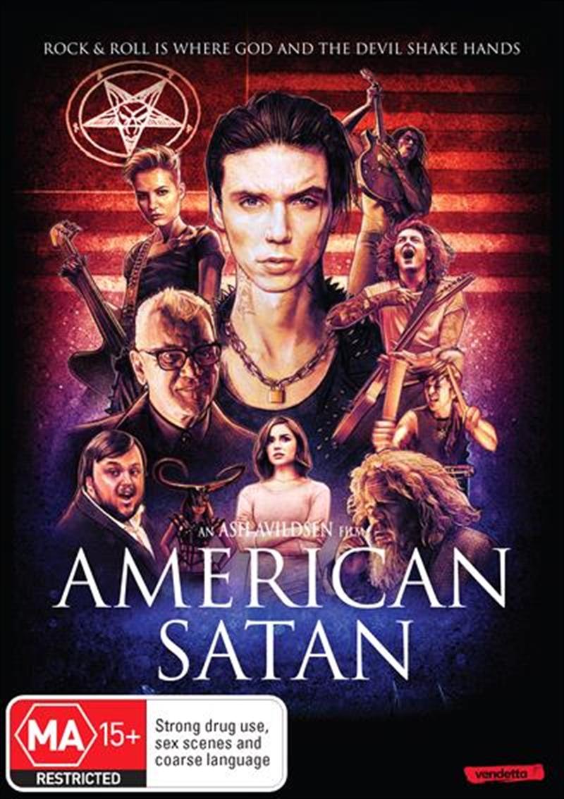 American Satan | DVD