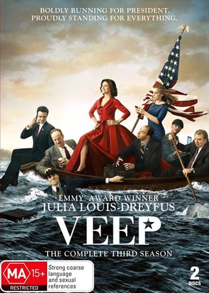 Veep - Season 3 | DVD