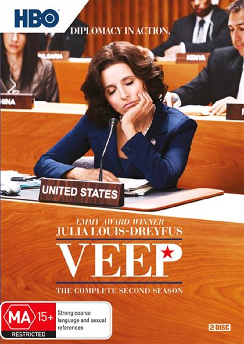 Veep - Season 2 | DVD