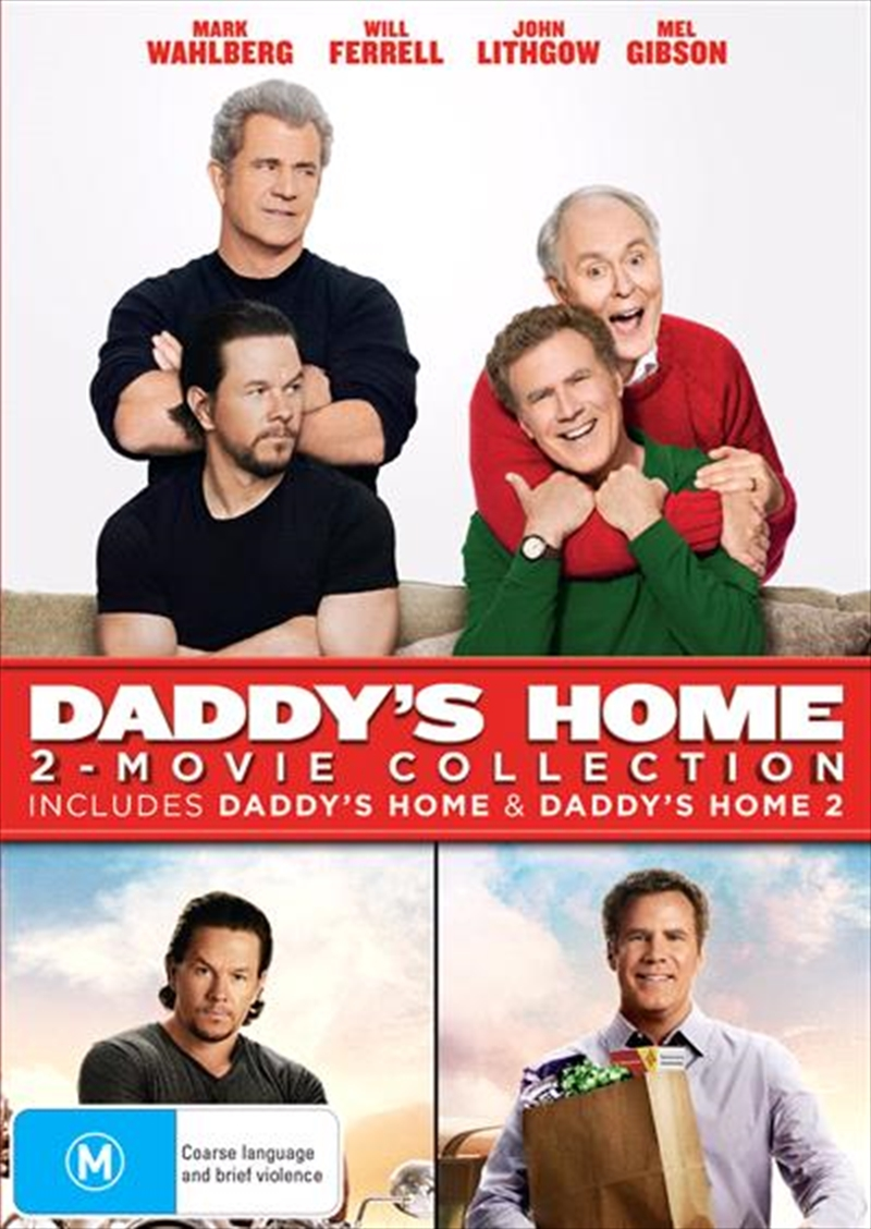 Daddy's Home / Daddy's Home 2 | DVD
