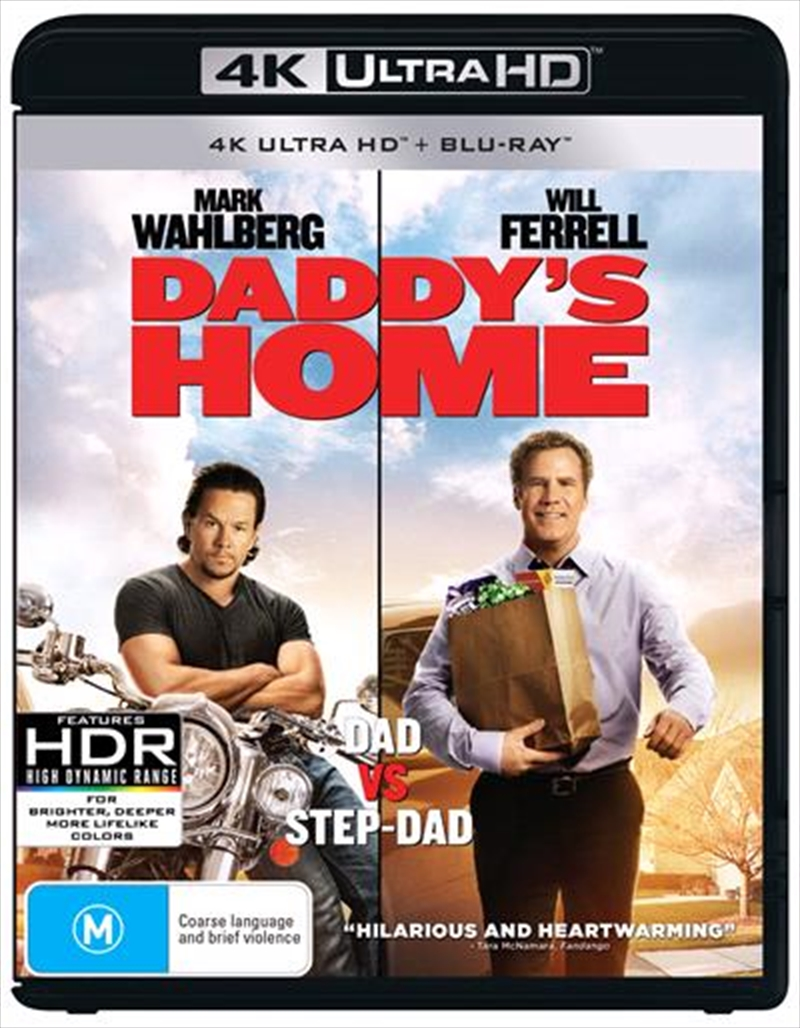 Daddy's Home | UHD