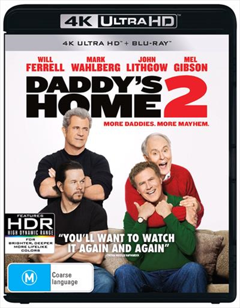 Daddy's Home 2 | UHD
