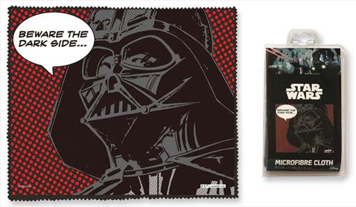 Star Wars Dark Side Microfibre Cloth | Accessories