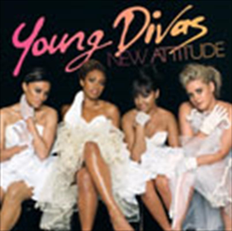 New Attitude | CD