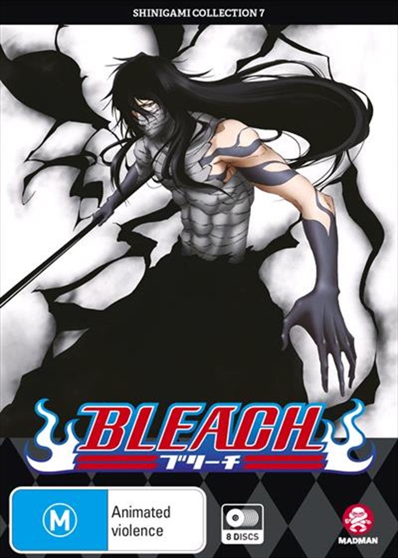 Bleach Shinigami - Collection 7 - Eps 268-316 | DVD