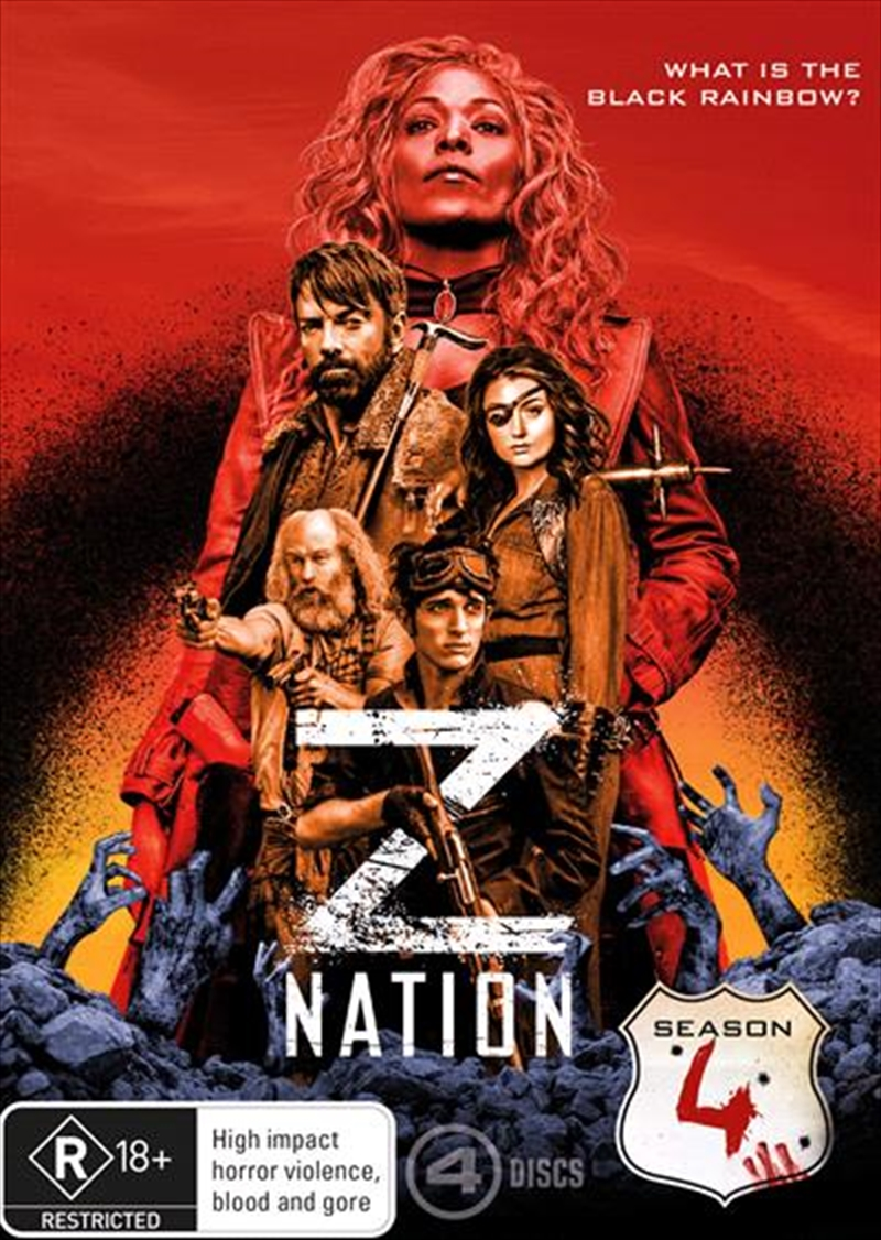 Z Nation - Season 4 | DVD