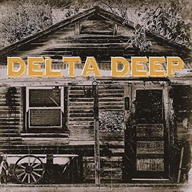 Delta Deep | Blu-ray/CD