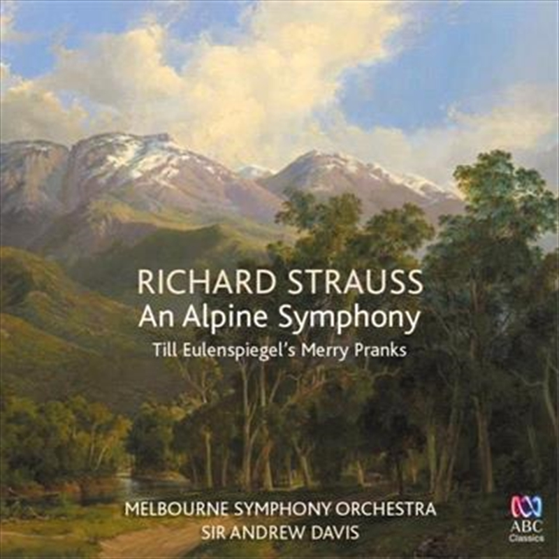 Richard Strauss: Alpine Symph | CD