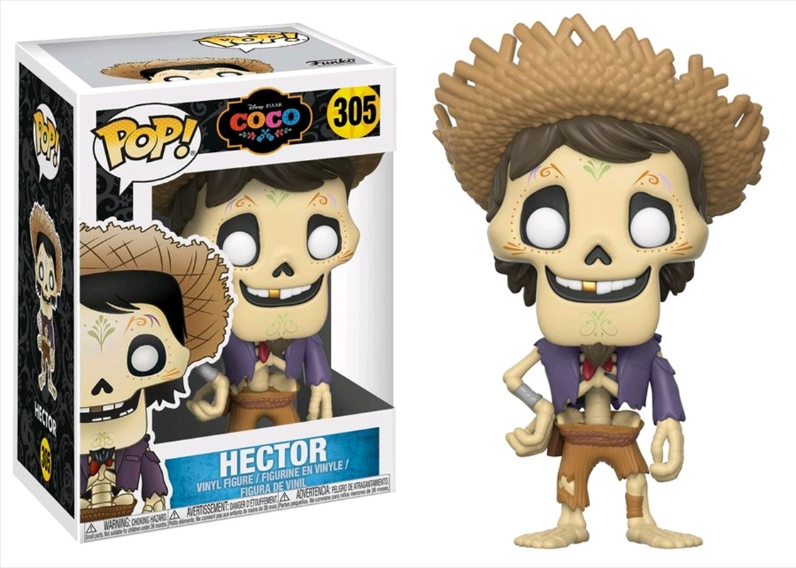 Coco - Hector US Exclusive | Pop Vinyl