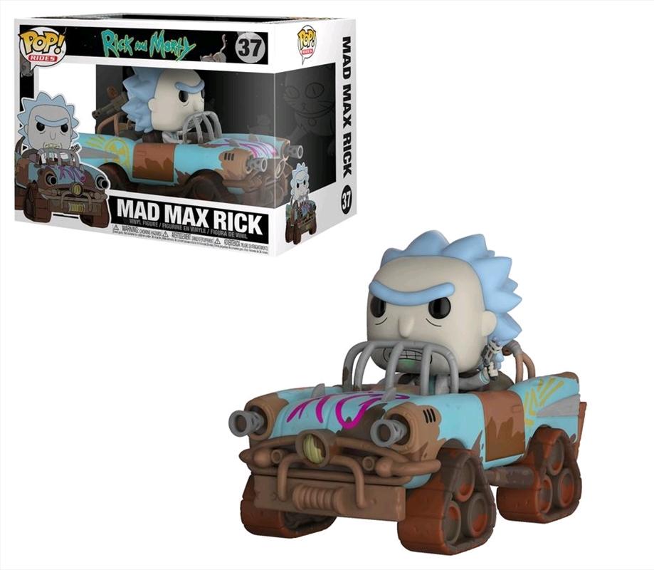 Mad Max Rick | Pop Vinyl