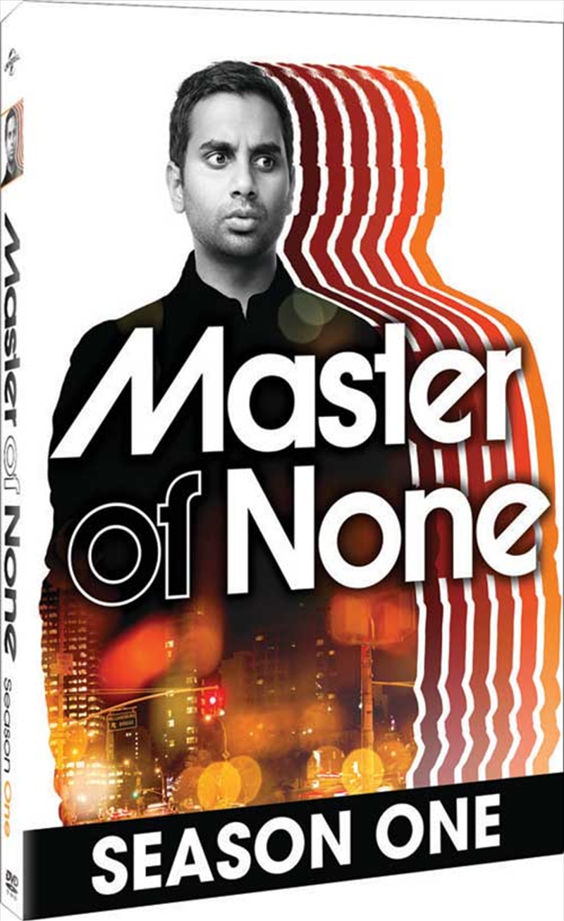 Master Of None S1 | DVD