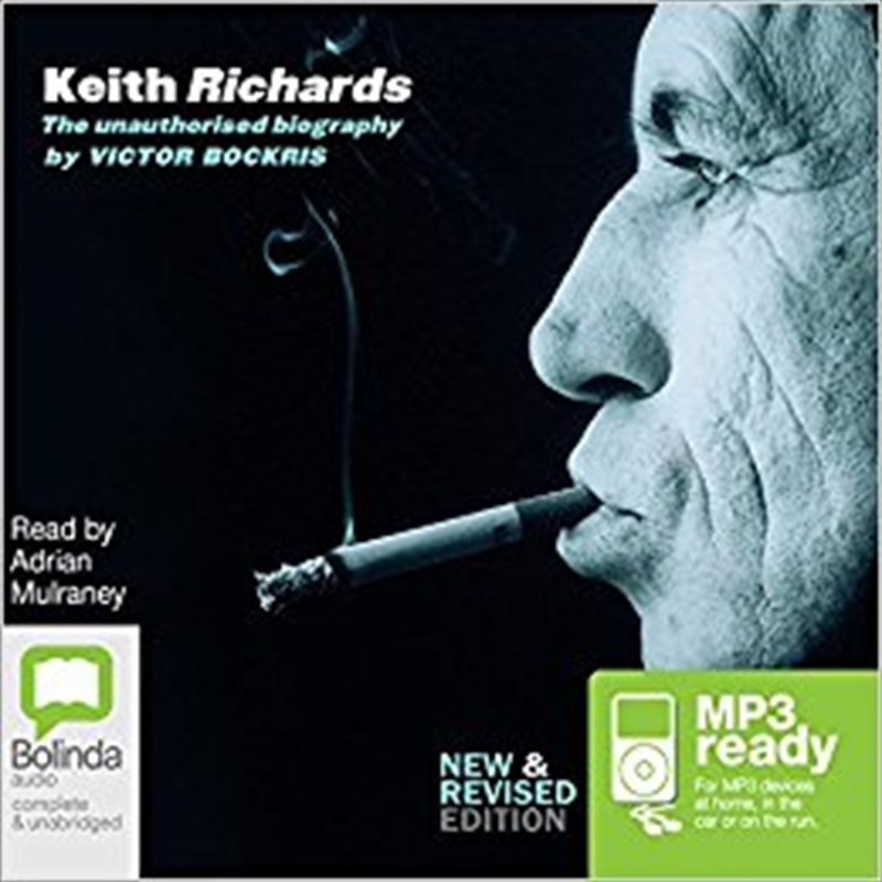 Keith Richards | Audio Book