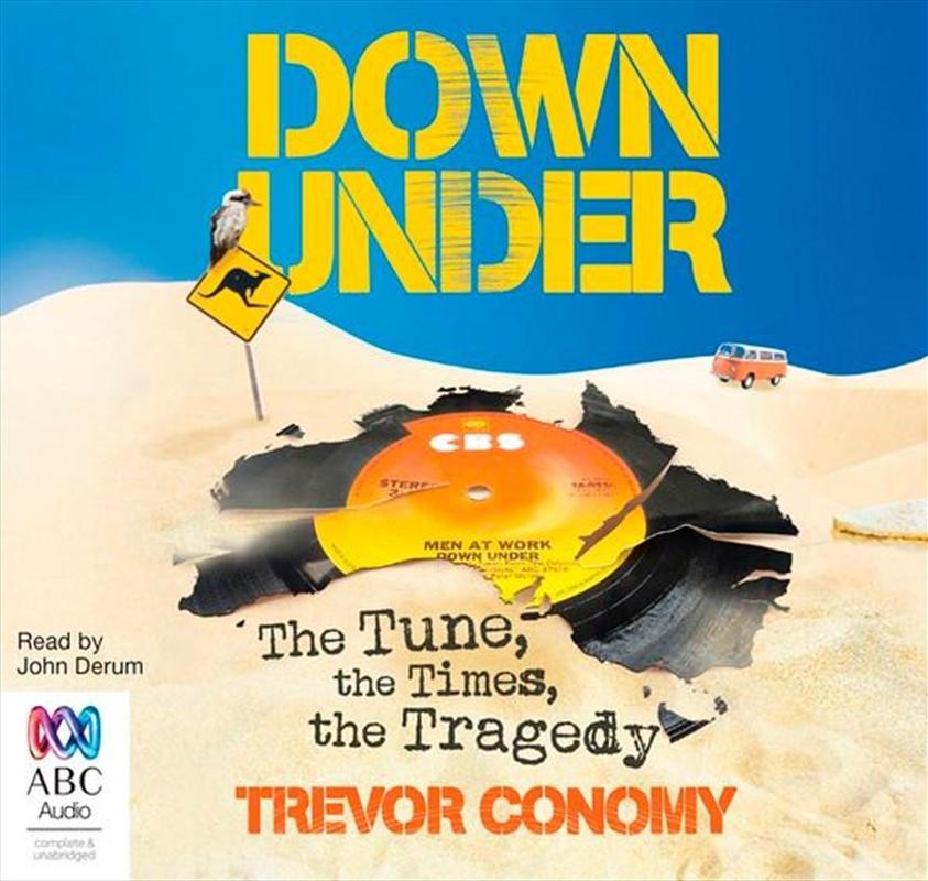 Down Under   Audio Book