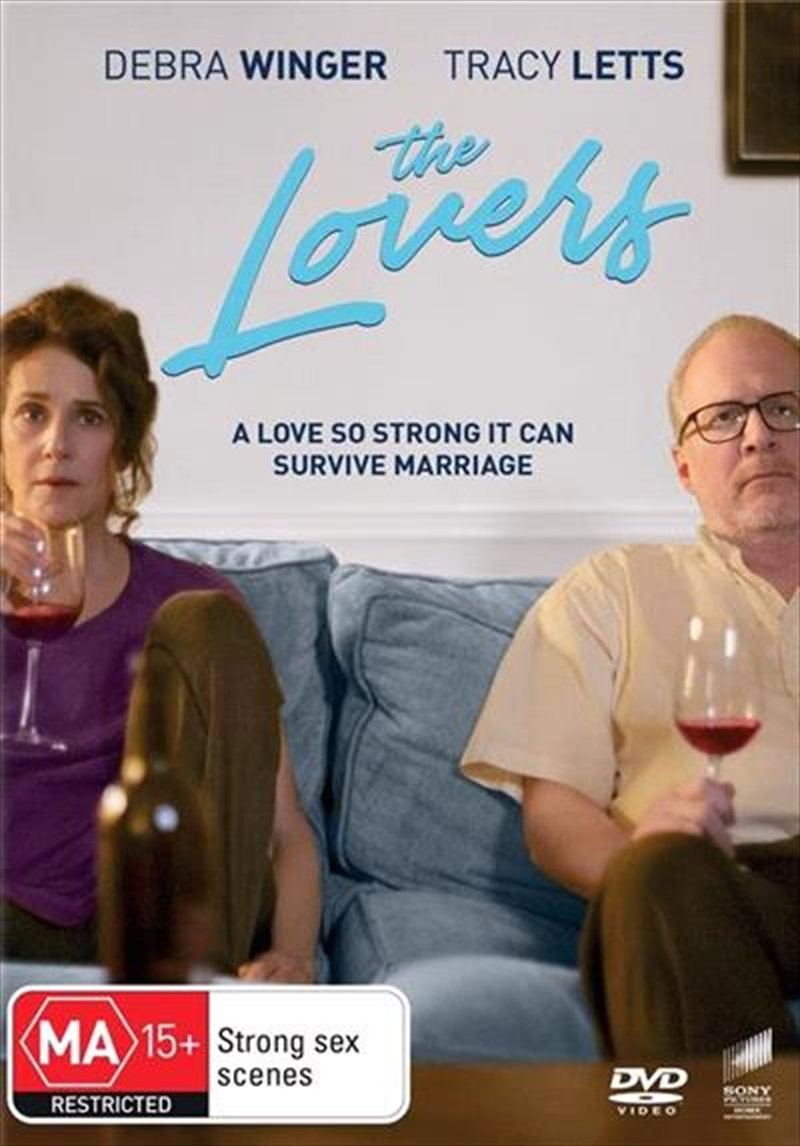 Lovers, The | DVD