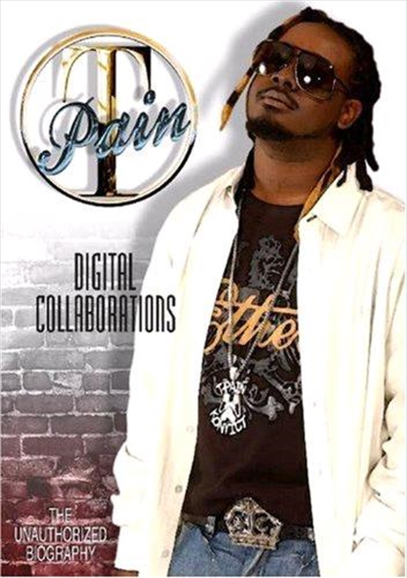 Digital Collaborations: The Unauthorized Biography   CD