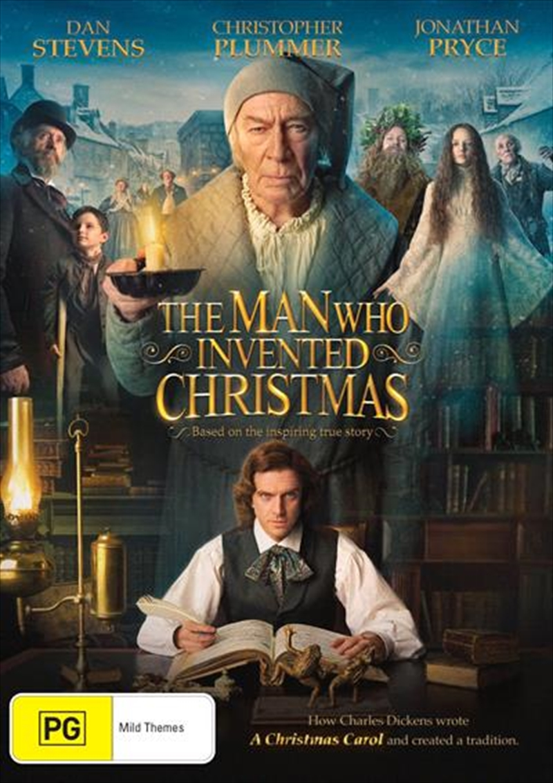 Man Who Invented Christmas, The | DVD