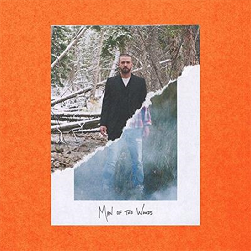Man Of The Woods   CD