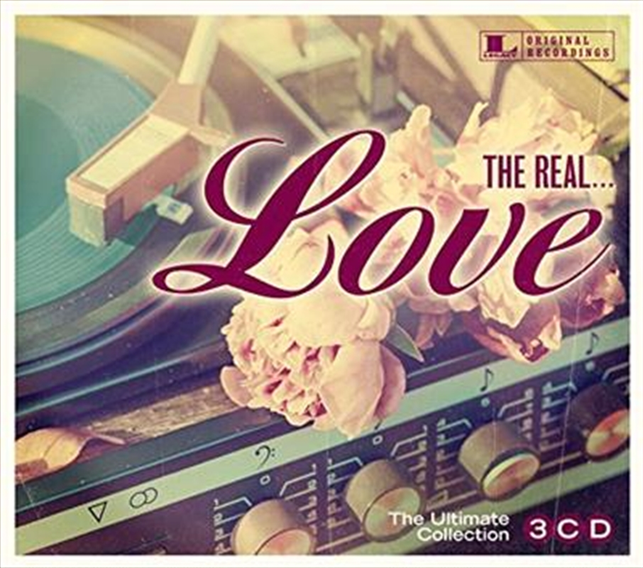 The Real...  Love | CD