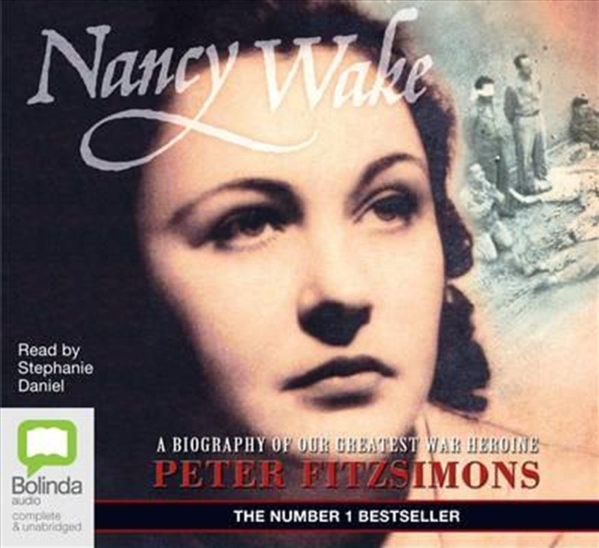 Nancy Wake | Audio Book