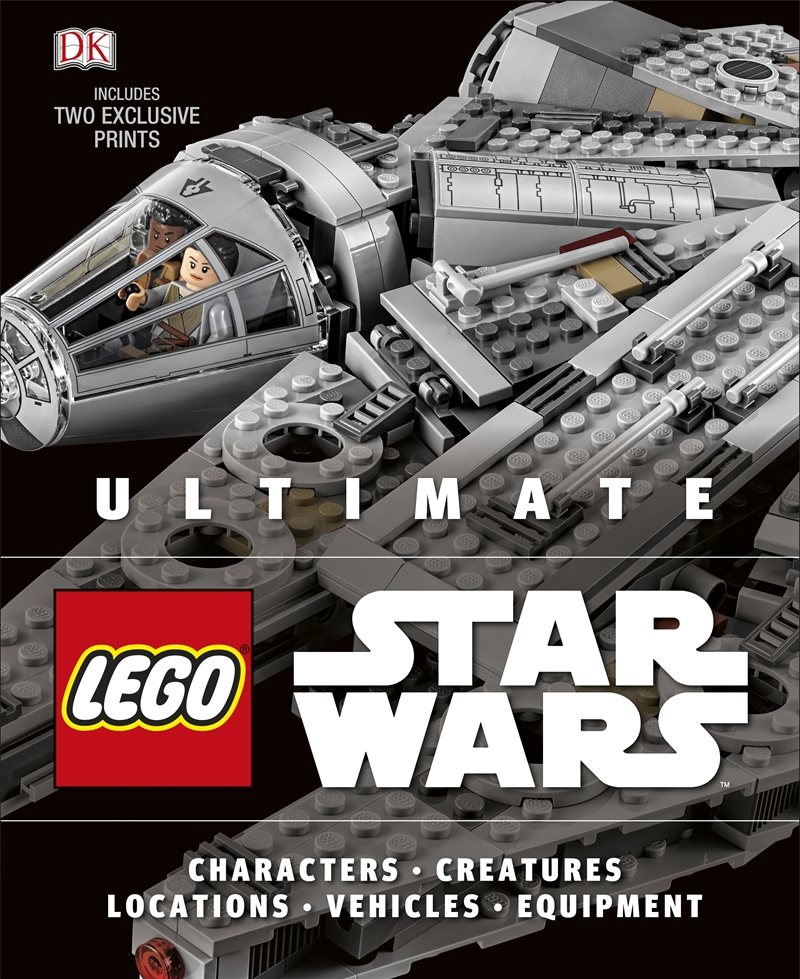 Ultimate LEGO® Star Wars | Paperback Book