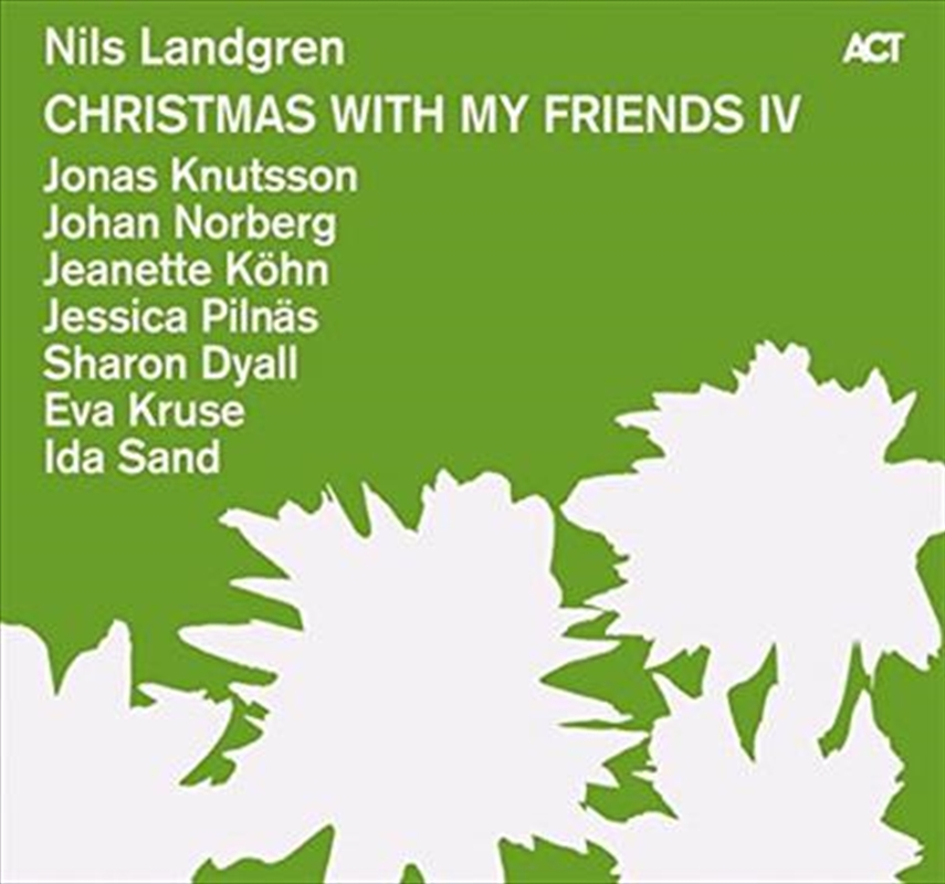 Christmas With My Friends Iv | CD