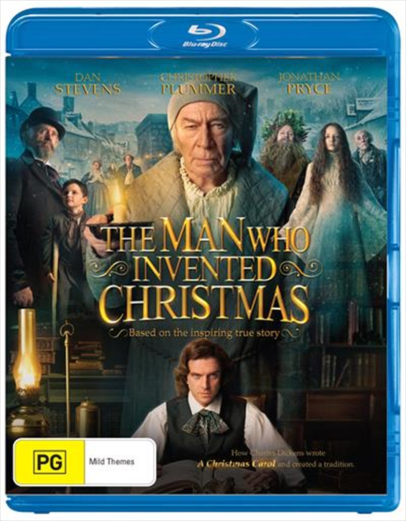 The Man Who Invented Christmas Dvd.Man Who Invented Christmas Dvd Thecannonball Org